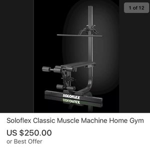 Home Gym (3 Machines) for Sale in Alexandria, VA