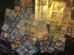 Pokémon...sets of 100, years of collecting! for Sale in Sugar Land, TX