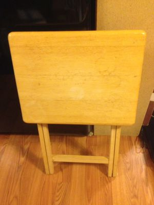 Wooden table for Sale in Rockville, MD