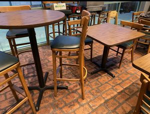 New And Used Restaurant Tables For Sale In Chicago Il Offerup