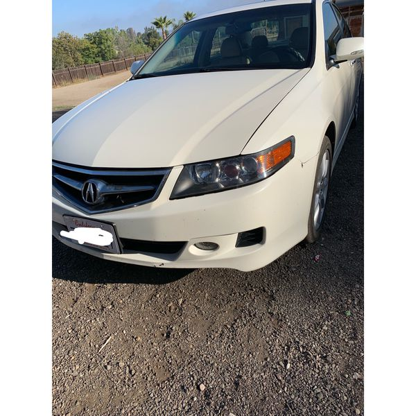 2006 Acura TSX For Sale In Ramona, CA