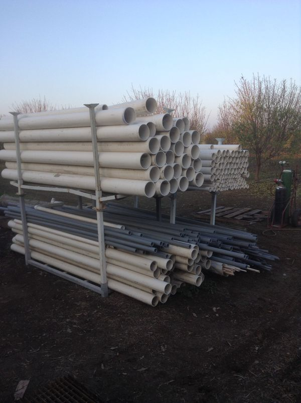 Assorted PVC Pipe for sale! for Sale in Turlock, CA - OfferUp