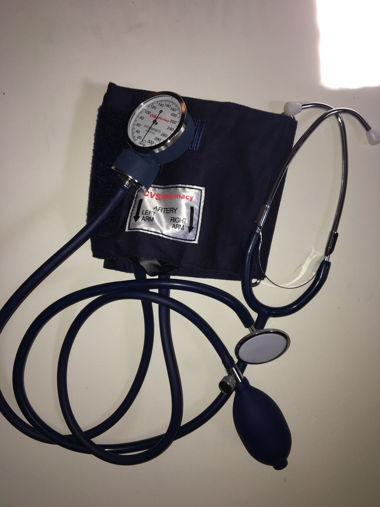 CVS Blood Pressure Monitor