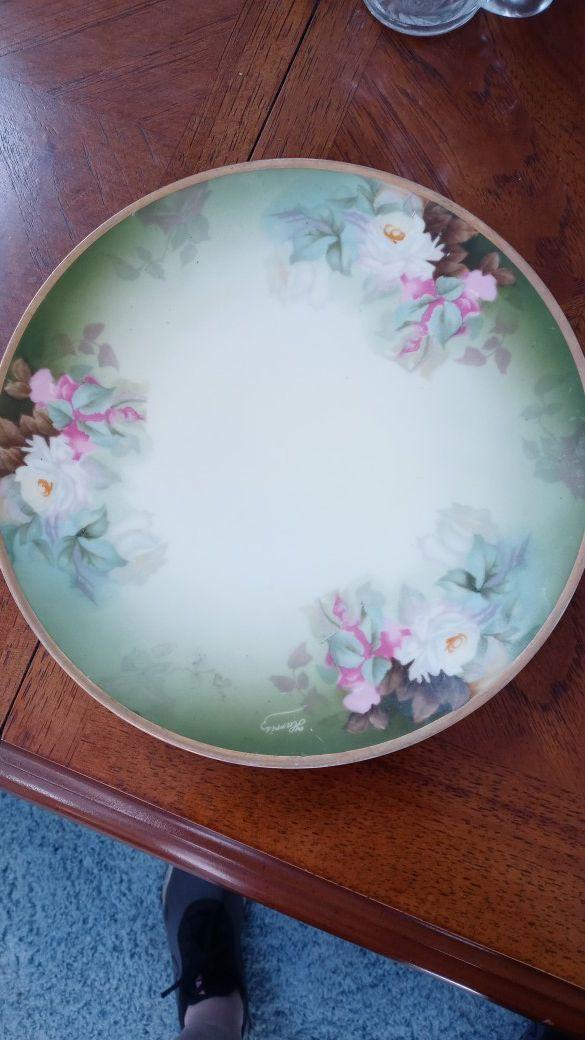 Sorel Bavaria plate