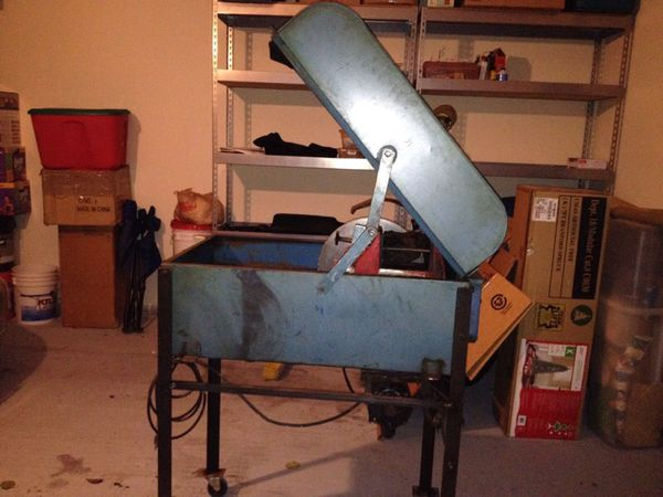 Frantom 12 inch Lapidary Saw for Sale in Fort Worth, TX - OfferUp