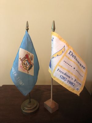 Delaware Desk Flags for Sale in Centreville, VA