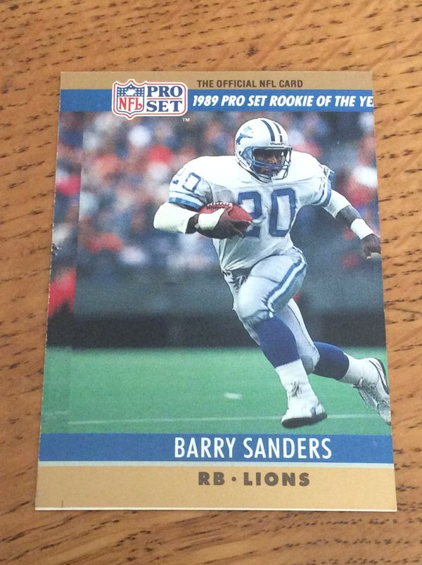 Football Trading Card For Sale In Sacramento Ca Offerup