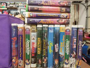 Disney VHS for Sale in Las Vegas, NV