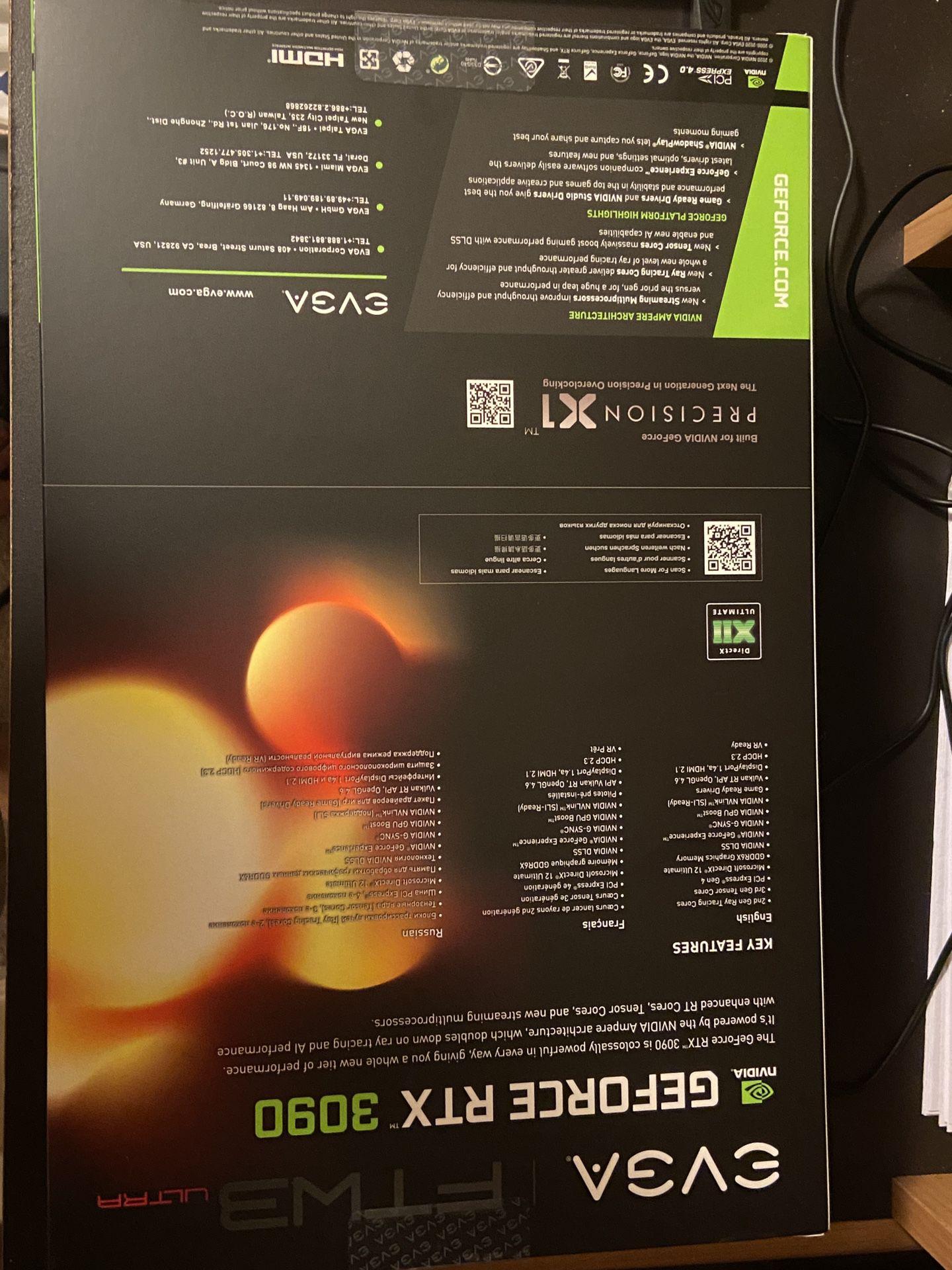 RTX 3090 EVGA