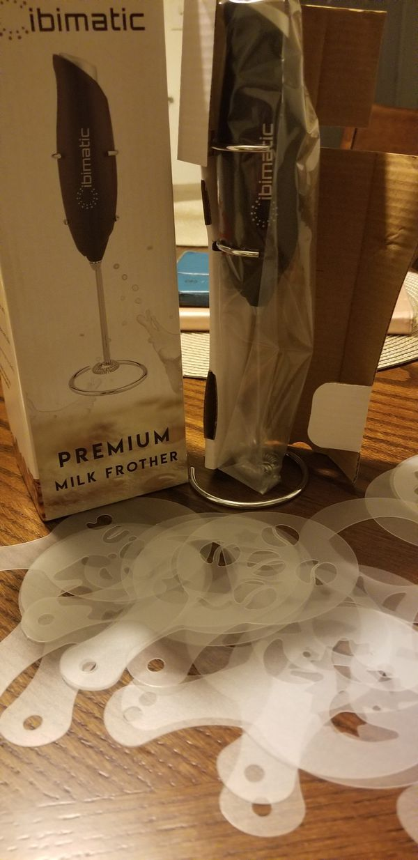 Milk Frother Vaporizador De Leche For Sale In San