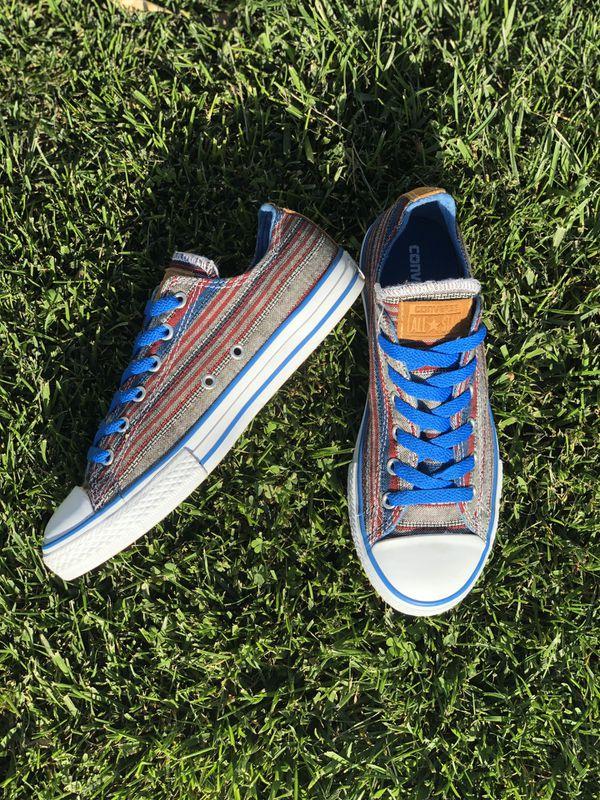 3271cb4080a Junior Converse All Star Ox Summer Shoe