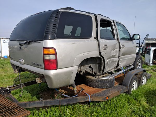 2005 Chevy Tahoe Parts