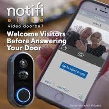 Doorbell camera for Sale in Desert Hot Springs, CA