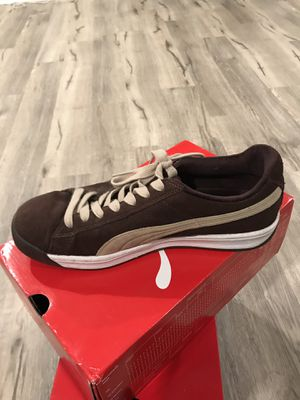 29ce45e1bb Puma Suede Java Brown/Safari Beige for Sale in Suffolk, VA - OfferUp