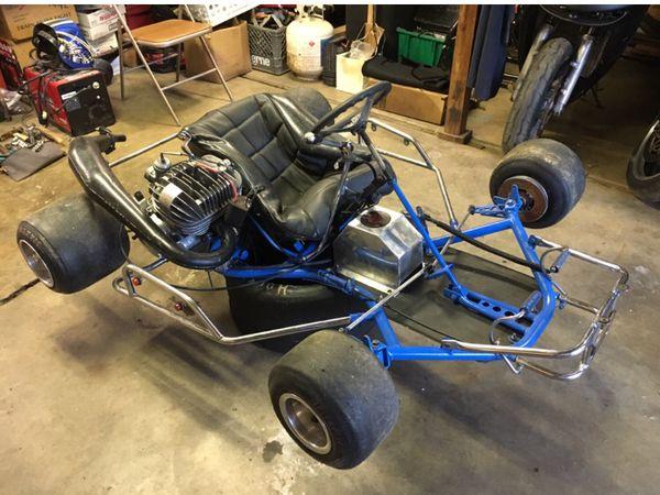 Emmick shifter kart for Sale in Shingle Springs, CA - OfferUp