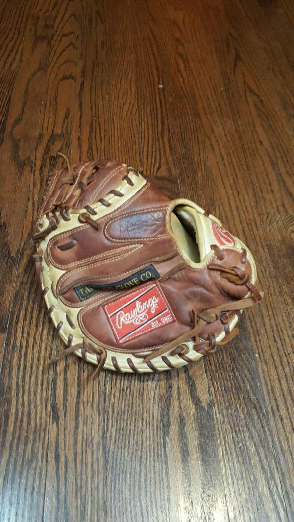 74276d814d9 Rawlings Gold Glove elite Catchers mitt 32.5