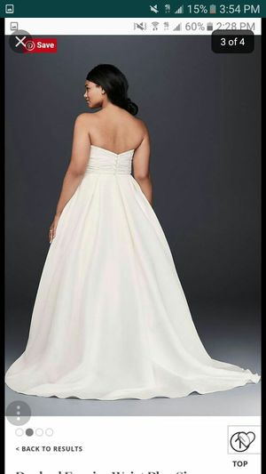 Wedding dress size 22 for Sale in CO, US