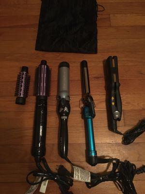 Photo **LIKE NEW**HAIR STYLING TOOLS**Hot Shot Tools,Conair,& Revlon**