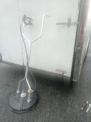 Surface cleaner Mi-T-M pressure washer for Sale in Bowie, MD