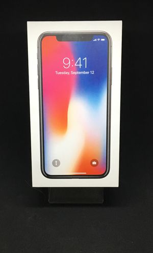 Apple IPhone X 256gb for Sale in Los Angeles, CA