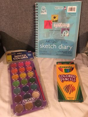 Art supplies - new for Sale in MONTGOMRY VLG, MD