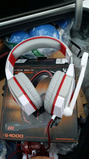 Game headphones for Sale in Los Angeles, CA