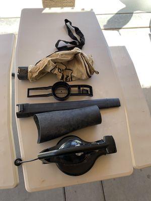Photo Toro blower/ leaf vacuum
