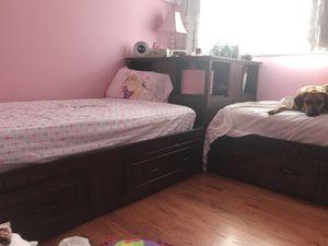 Twin Size Platform Bed With Mattress Furniture In Phoenix Az