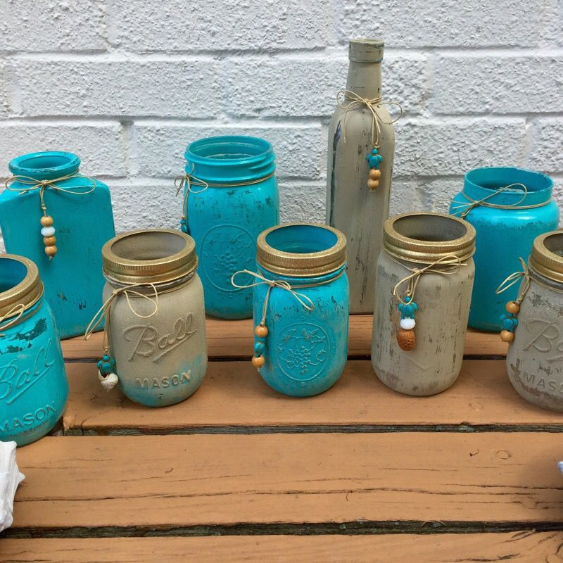 New jars $10 each (small ones $6)
