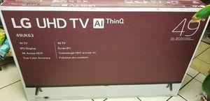 "49"" LG 4K SMART LED TV for Sale in Dallas, TX"