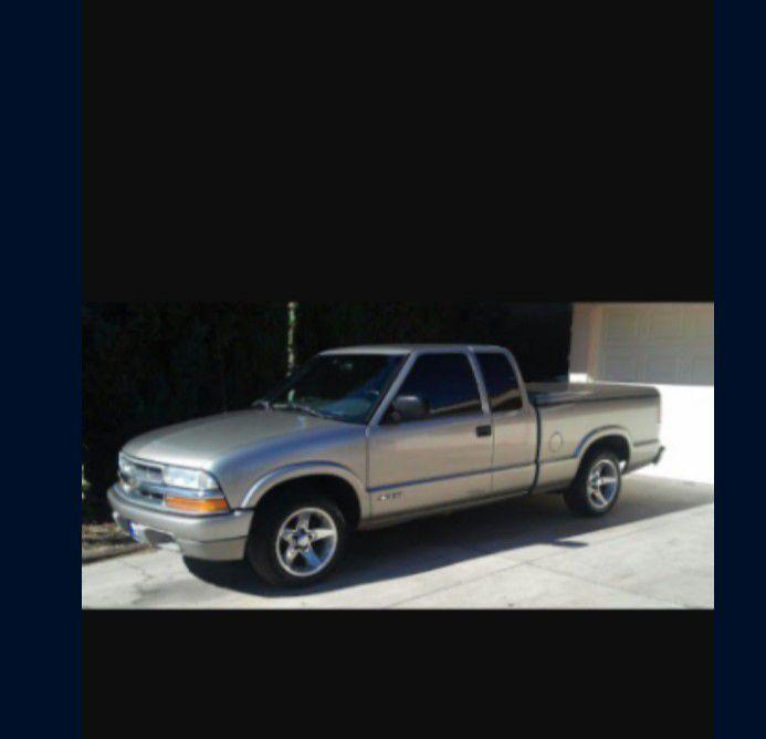 Photo 2003 Chevrolet S10