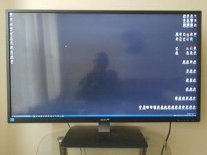 """Seiki Pro 4K 40"""" Computer Monitor for Sale in Detroit, MI"""