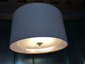 Pendant light paid 399. New in the box for Sale in Tampa, FL