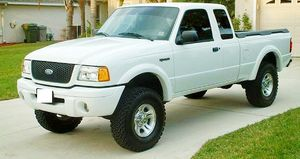 Photo 2OO2 Ford Ranger Air Conditioning