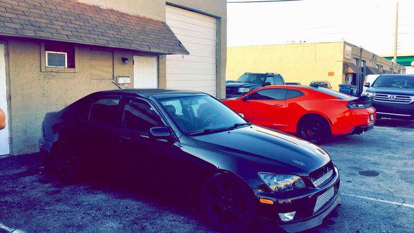 Lexus is300 2jzgte single turbo for Sale in Virginia Gardens, FL - OfferUp