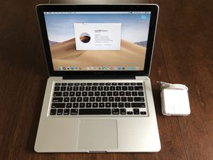 Apple MacBook Pro A1278 2.5GHz i5 16GB RAM 500GB SSD MD101LL/A 2012 Windows 10 Pro MS Office 2016 for Mac and Windows for Sale in Wheaton, MD