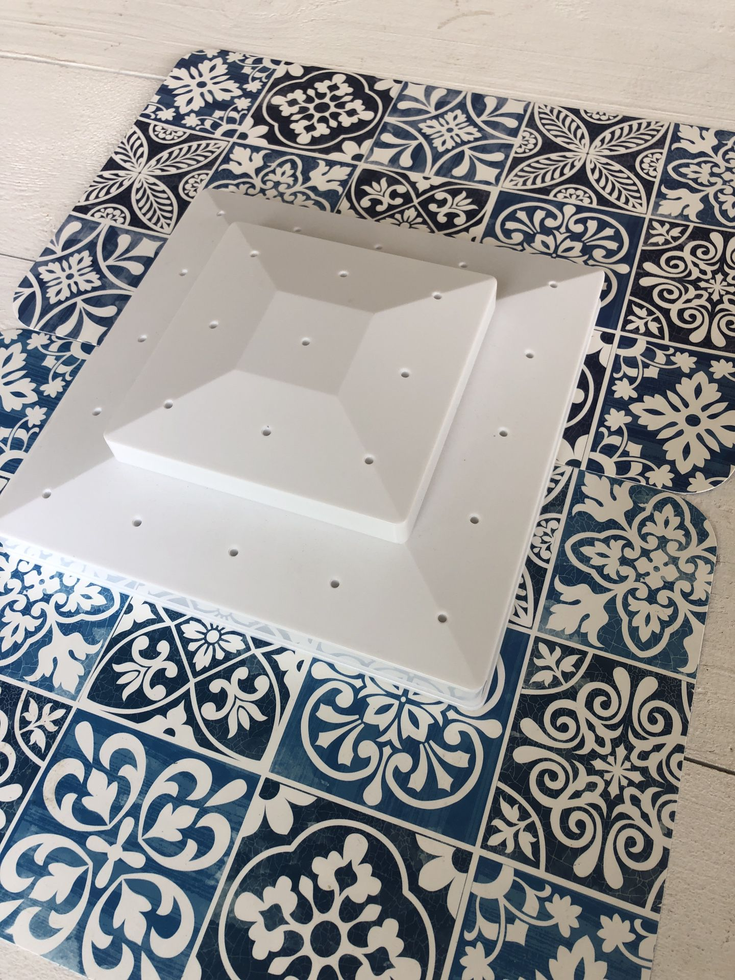 SQUARE Cake Pop Stand - used once
