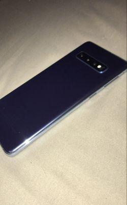 Samsung Galaxy S10 (FACTORY UNLOCKED) Thumbnail