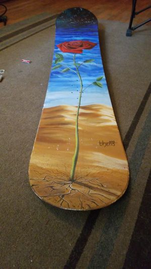 Painted snowboard for Sale in Denver, CO