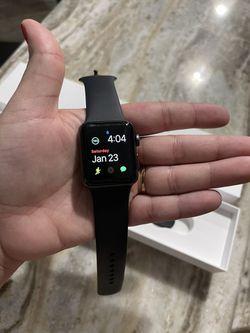 Apple Watch Series 3 Space Gray (black) Thumbnail