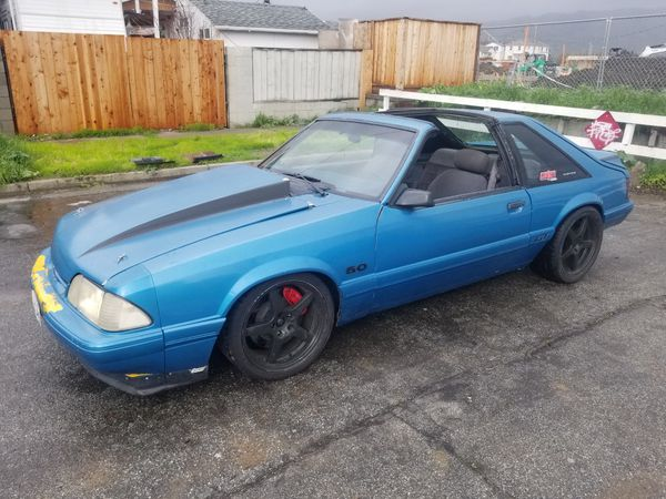 T Top Mustang >> 1986 Ford Mustang T Top 5 0 For Sale In San Jose Ca Offerup