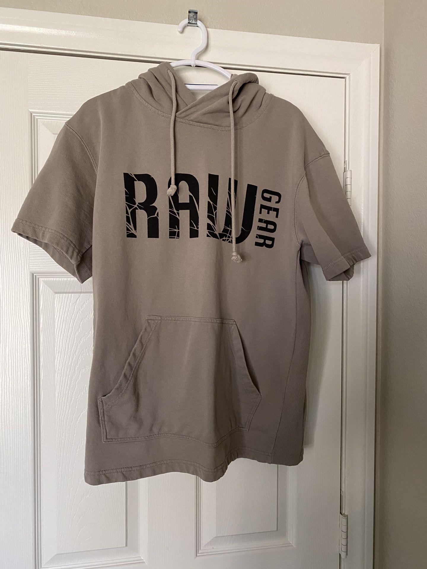 Raw gear Hoodie