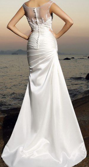 Brand new Wedding dress-size 8 for Sale in Port St. Lucie, FL
