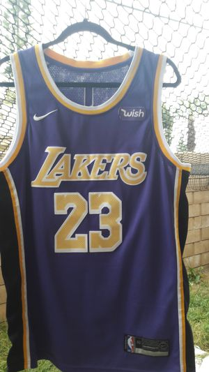 new concept 33c2f 839e1 New and Used Lakers jersey for Sale in Baldwin Park, CA ...