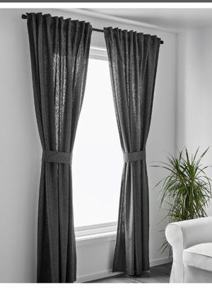 Moving Sale! 4 New Curtain Panels for Sale in Reston, VA