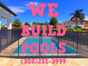 Swimming Pool Contractor for Sale in Miami, FL