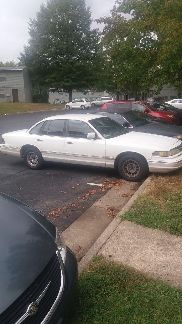 1996 Crown Victoria For Sale In Greensboro Nc Offerup