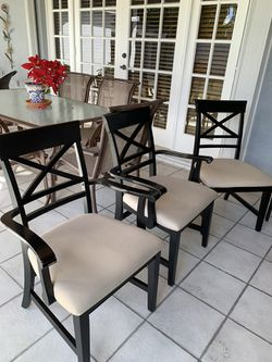 Dinet Chairs - set of 6 Thumbnail