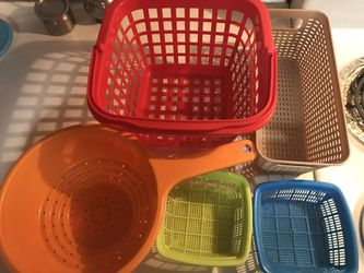 Drainer and Vagetable Basket Thumbnail