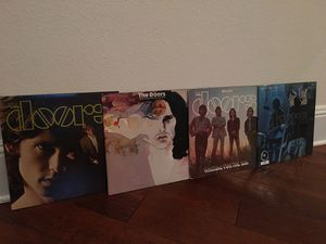 The Doors - four record albums with a total of six records. Excellent condition for Sale in Tampa, FL